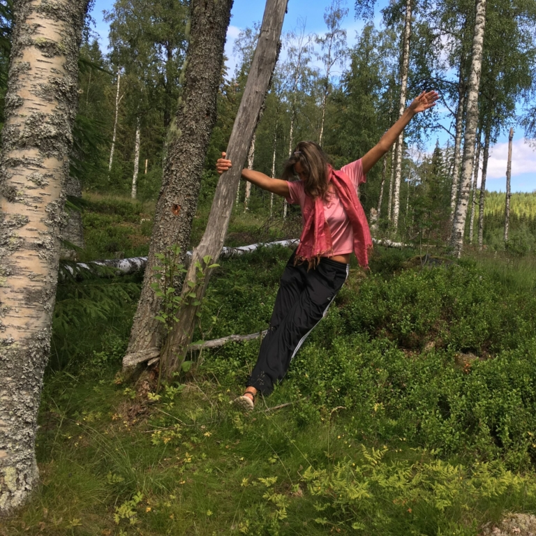 Rewild Your Body with Nature Connection